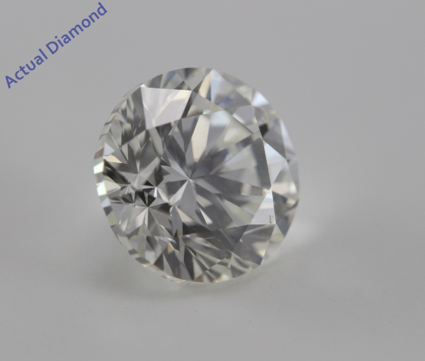 Round Cut Loose Diamond 2 03 Ct J Vvs2 Gia Certified