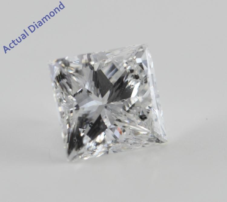 Princess Cut Loose Diamond 2 06 Ct G I1 Gia Certified