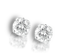 Diamond Stud Earrings Brings An Elegance To Any Outfit